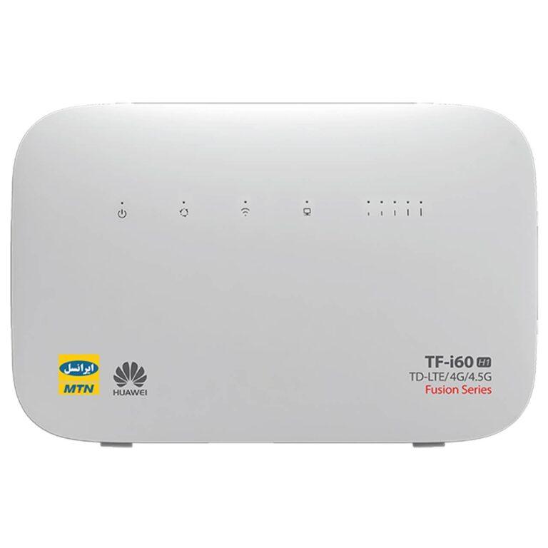 مودم ایرانسل 4G/TD-LTE ایرانسل مدل TF-i60 H1